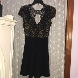 Windsor Party Dress- Fit and Flare